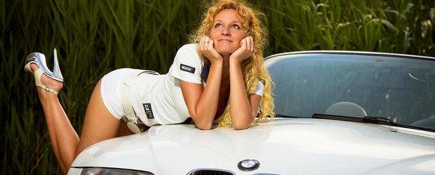 Pictorial de Weekend: Lilu si BMW Z3