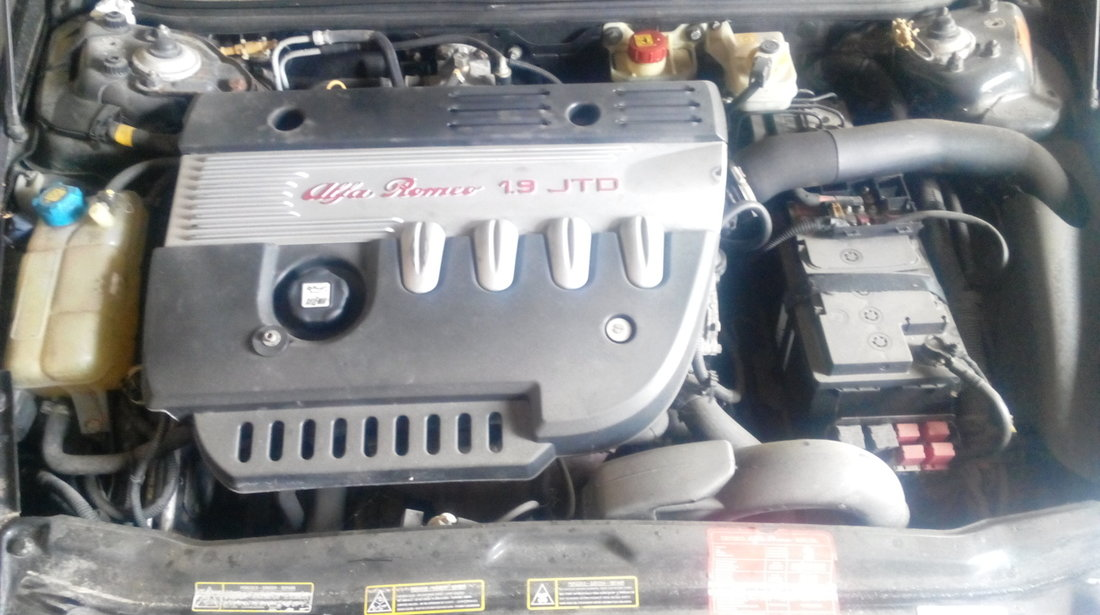 Piese caroserie  /motor   ALFA ROMEO 156,AN 2001