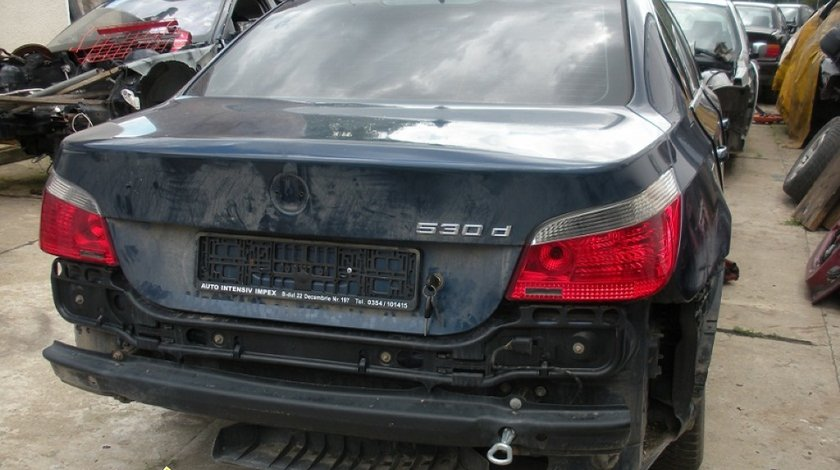 Piese dezmembrari bmw e60 530d 2005
