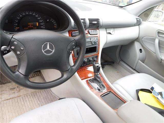 Piese Dezmembrari / Dezmembrez  Mercedes-Benz C Classe 2003