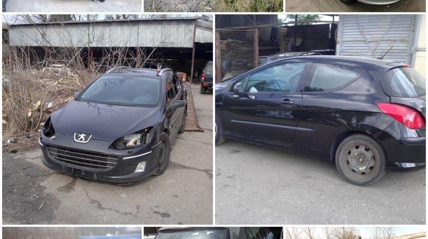 Piese dezmembrez Peugeot 206 307 308 406 407 Opel Astra G Skoda Fabia