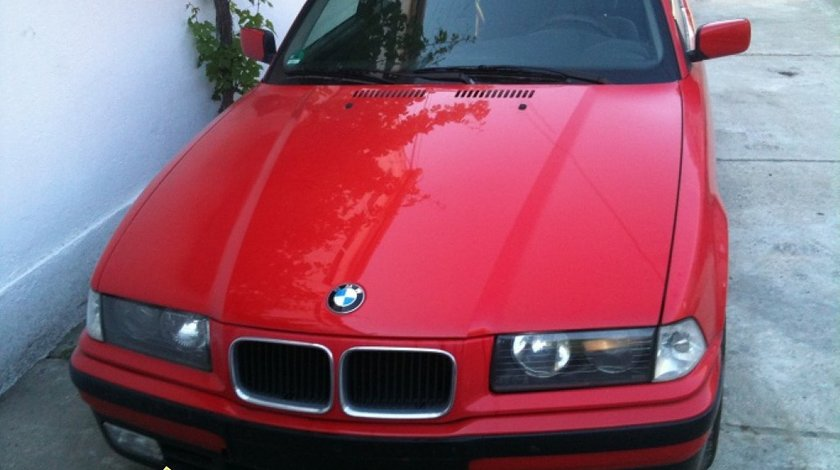 Piese din dezmembrare bmw e36 318is coupe