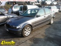 Piese Din Dezmembrari BMW E46 2002 2 0 benzina