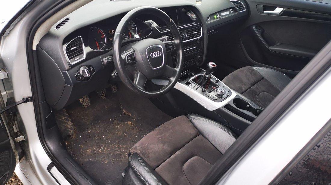 Piese din dezmembrari/dezmembrez Audi A4 B8 2.7 TDI CGKA euro 5