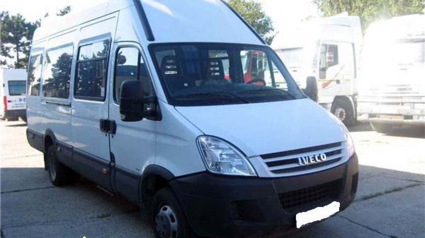 Piese din dezmembrari iveco daily 3 an 2007