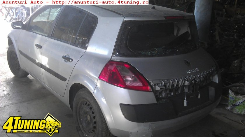 Piese din dezmembrari renault megane 2 hatchback 2004