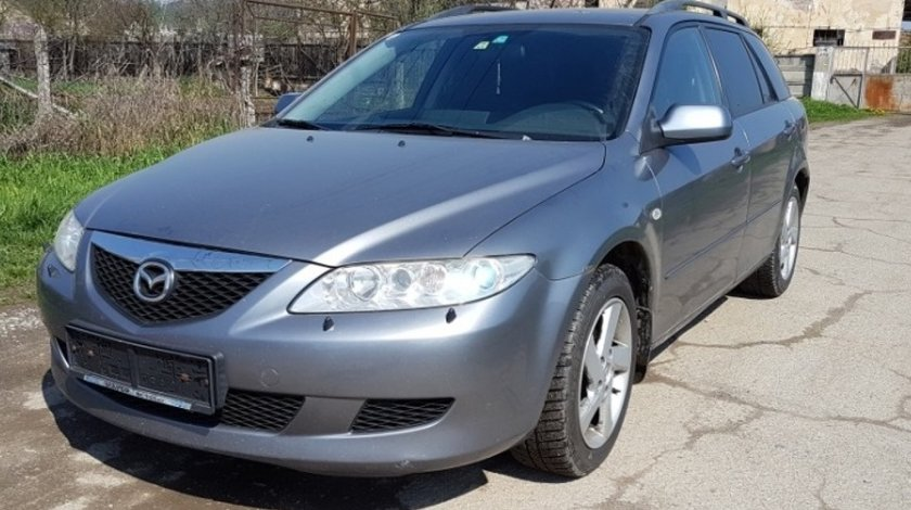 Piese Mazda 6 din Dezmembrari Mazda 6 2.0 diesel 2004