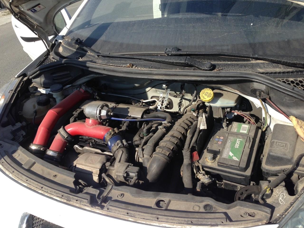 piese peugeot 207 rc gti 1600 benzina turbo an 2008 cutie manuala interior recaro
