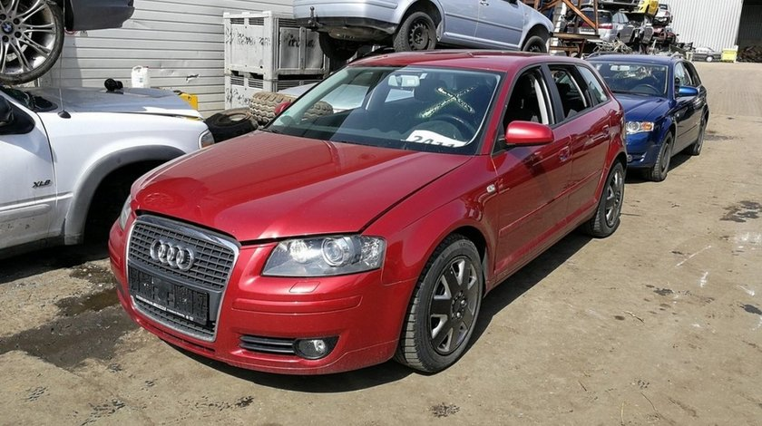 piese second-hand pentru Audi A3 8P sportback 1.9tdi BLS , 2.0tdi BMM