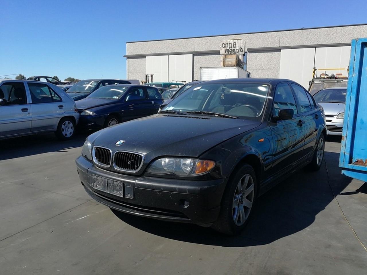 piese second-hand pentru BMW 320d E46 motor 2.0d tip 204D1 136cp , 204D4 150cp