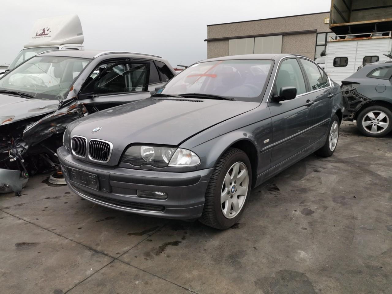 piese second-hand pentru BMW 320i E46  motor 226S1 170cp