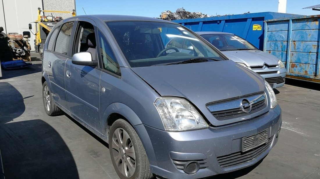 Piese second-hand pentru Opel Meriva A