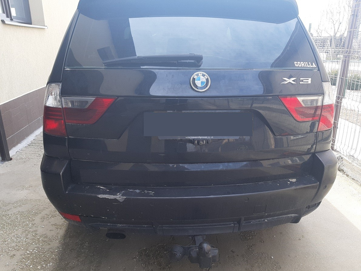 PIESE SH BMW X3 E83 2.0 d  an 2007 facelift cutie manuala 190000 km  4x4