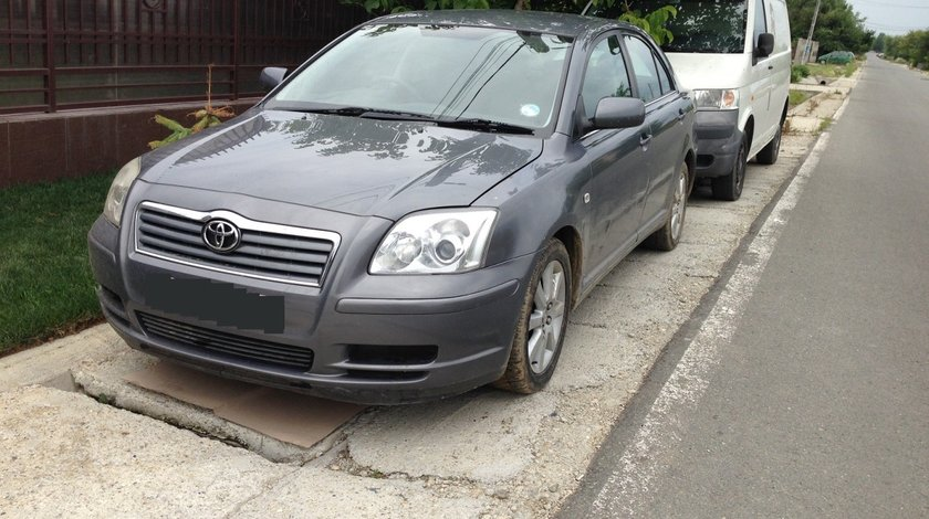 Piese toyota avensis 2 an 2004 1,8 i cutie 5 trepte