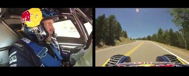 Pikes Peak 2011 - cursa completa a lui Rhys Millen, ocupantul locului 2