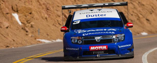Pikes Peak 2011: Dacia Duster a obtinut locul 3!!!