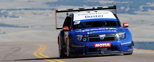Pikes Peak 2011 - primele poze cu Dacia la antrenamentele oficiale!