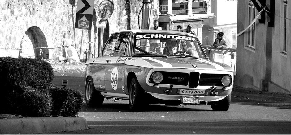 Piloti celebri din Romania: Laurentiu Borbely care alerga cu BMW (1921-2008)