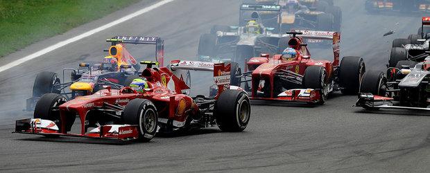 Pilotii de Formula 1 nu vor mai primi ajutor prin radio