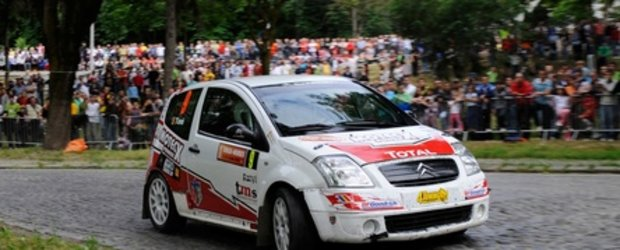 Pilotii din Citroen Racing Trophy sustin Raliul Sibiului 2010