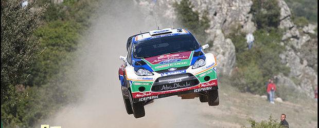 Pilotii Ford, primii in WRC la Raliul Portugaliei