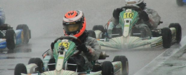 Pilotii Real Racing, foarte rapizi la Sarno