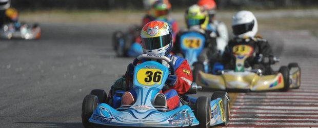 Pilotii romani de karting ocupa podiumurile internationale!