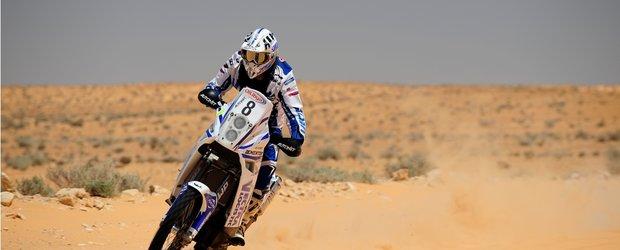 Pilotii Vectra Racing revin in Dakar
