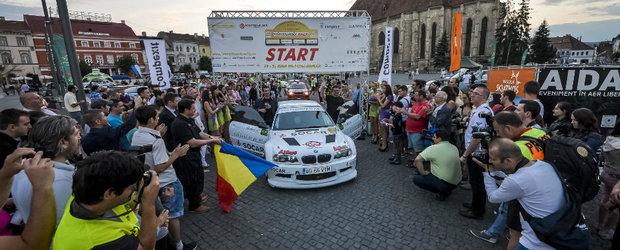 Pilotul Ion Nicolae si povestea unui BMW M3 in motorsportul romanesc