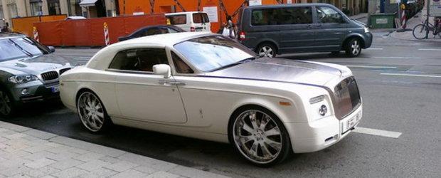Pimp my Rolls Royce: 30 inci pentru Phantom Coupe!