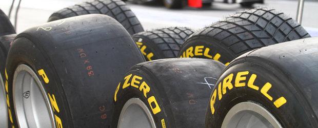 Pirelli se pregateste pentru Marele Premiu din Malaezia