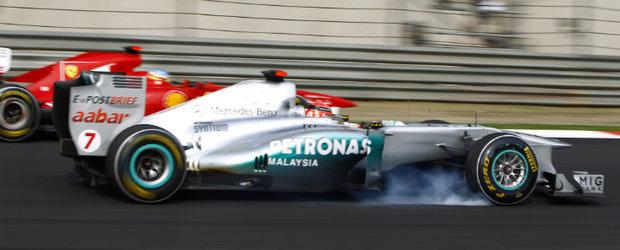 Pirelli va testa o noua evolutie a pneurilor hard in cursa de casa