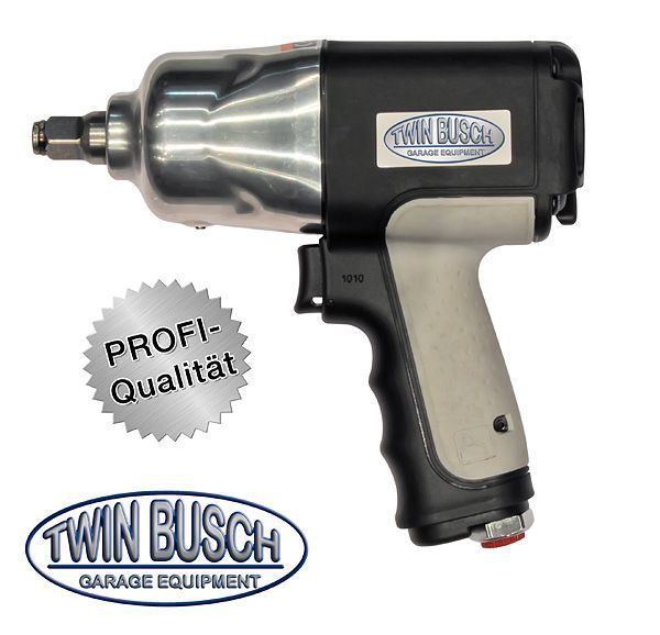 "Pistol pneumatic impact - PROFESIONAL - 1/2"" - 1356 Nm - A10-128"