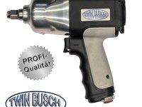 "Pistol pneumatic impact - PROFESIONAL - 1/2"" - 1356 Nm - A10-128"