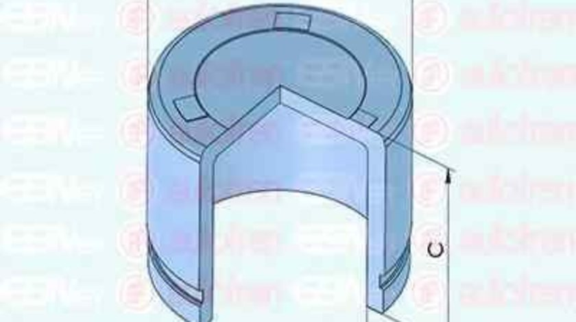 Piston, etrier frana HYUNDAI i30 CW (FD) AUTOFREN SEINSA D025322