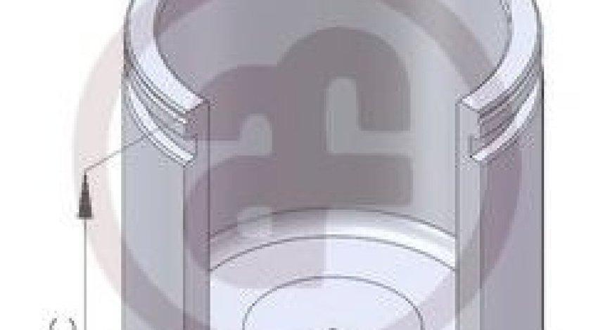 Piston, etrier frana TOYOTA COROLLA (CDE12, ZZE12, NDE12, ZDE12) (2001 - 2007) AUTOFREN SEINSA D02580 piesa NOUA