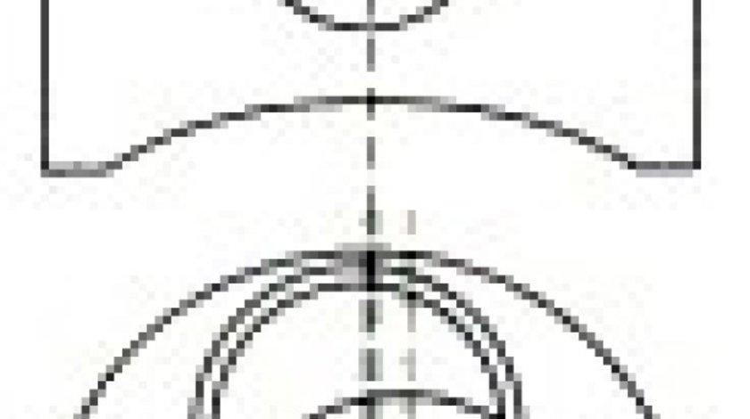 Piston MAN HOCL Producator NÜRAL 87-285900-10