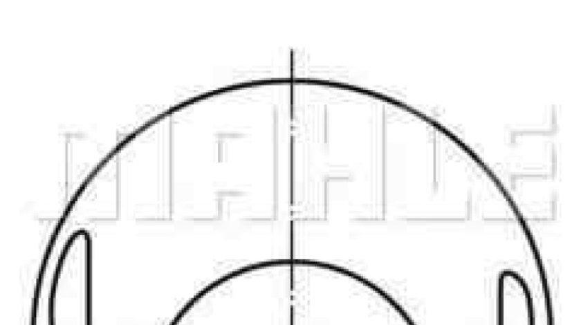 Piston MERCEDES-BENZ KOMBI Break S123 MAHLE ORIGINAL 002 69 10