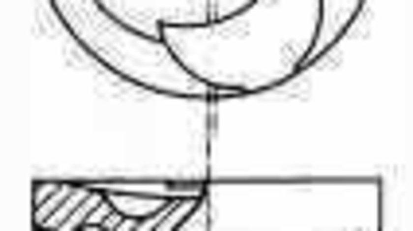 Piston MERCEDES-BENZ KOMBI Break S123 NÜRAL 87-176708-00