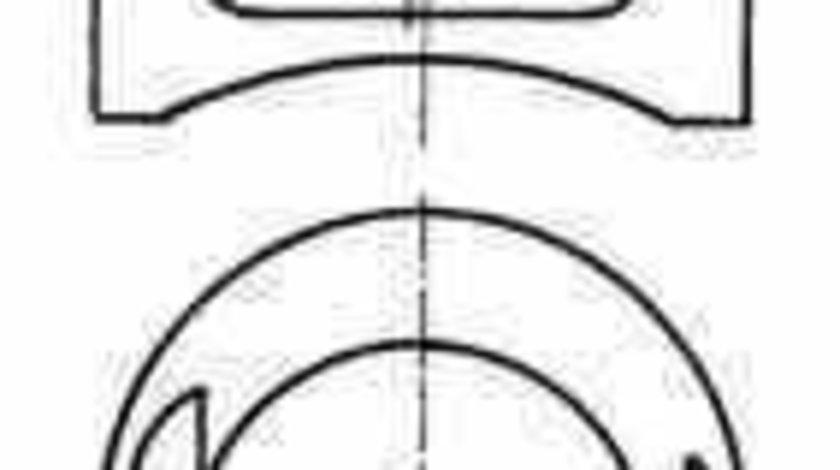 Piston MERCEDES-BENZ KOMBI Break S123 KOLBENSCHMIDT 93968600