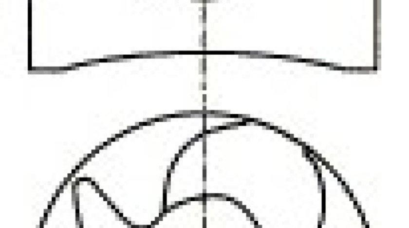 Piston MERCEDES-BENZ KOMBI kombi S123 Producator NÜRAL 87-176700-00