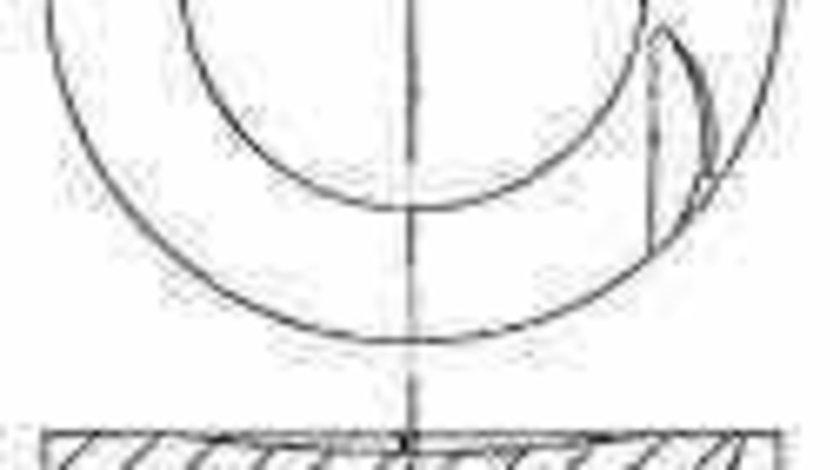 Piston OPEL ASTRA F combi 51 52 NÜRAL 87-307700-10