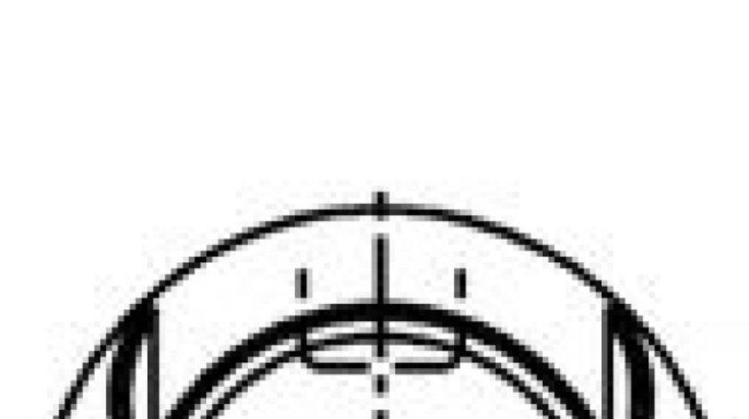 Piston OPEL ASTRA H GTC (L08) (2005 - 2016) KOLBENSCHMIDT 40386600 - produs NOU