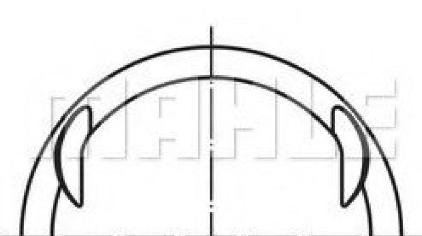 Piston OPEL TIGRA (95) (1994 - 2000) MAHLE ORIGINAL 011 69 00 produs NOU