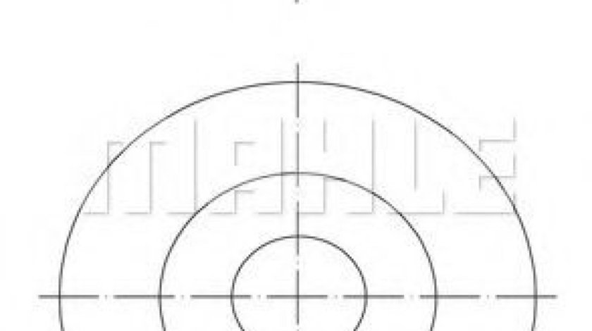 Piston PEUGEOT BOXER platou / sasiu (2006 - 2016) MAHLE ORIGINAL 016 07 00 produs NOU