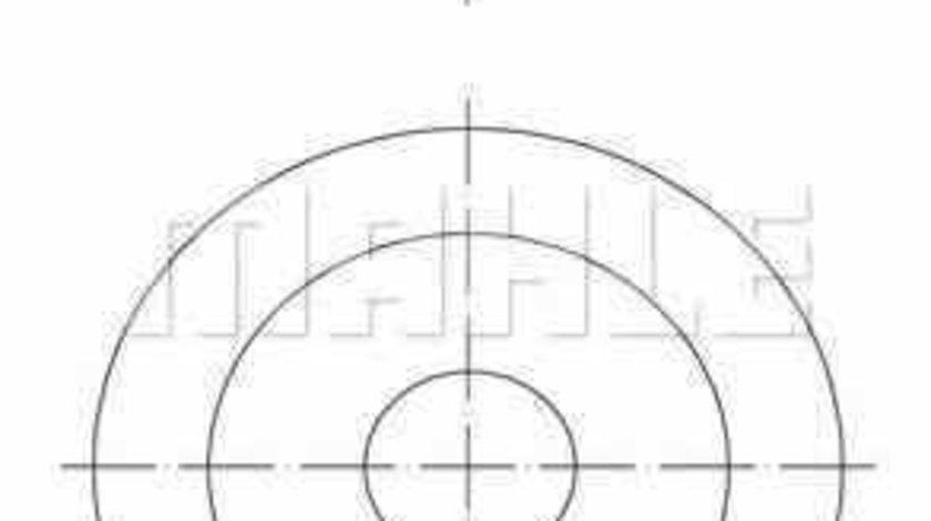Piston SCANIA PGRT - series MAHLE ORIGINAL 061 69 00