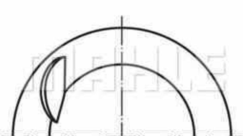 Piston SEAT ALTEA XL (5P5, 5P8) MAHLE ORIGINAL 028 PI 00119 000