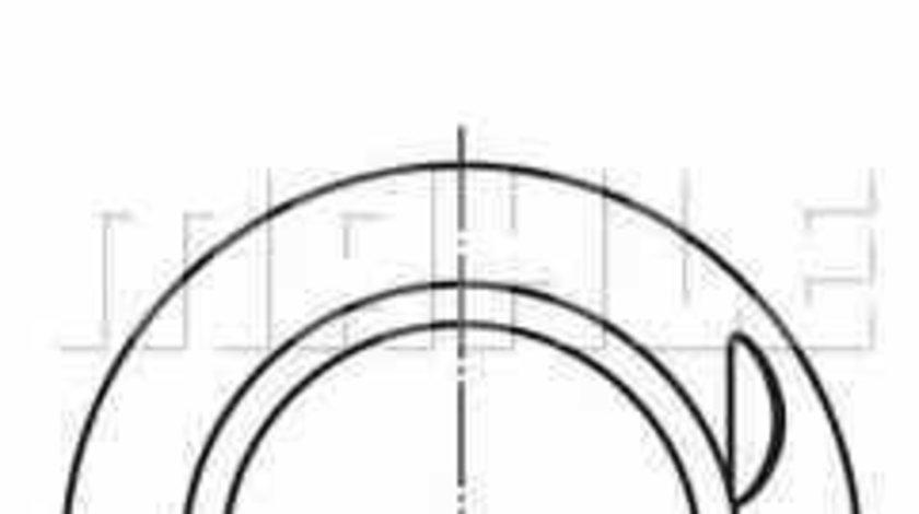 Piston SEAT ALTEA XL (5P5, 5P8) MAHLE ORIGINAL 033 21 00