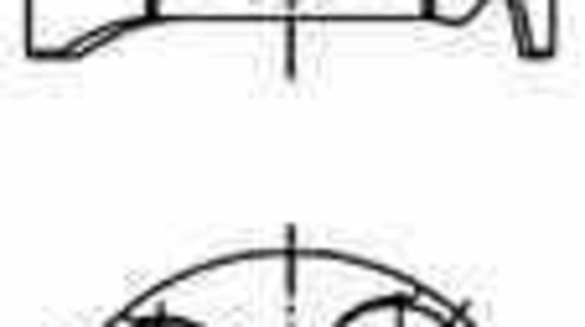 Piston VAUXHALL TIGRA TwinTop KOLBENSCHMIDT 40213600