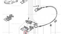 Piulita Cage Nut Renault diverse aplicatii , Origi...